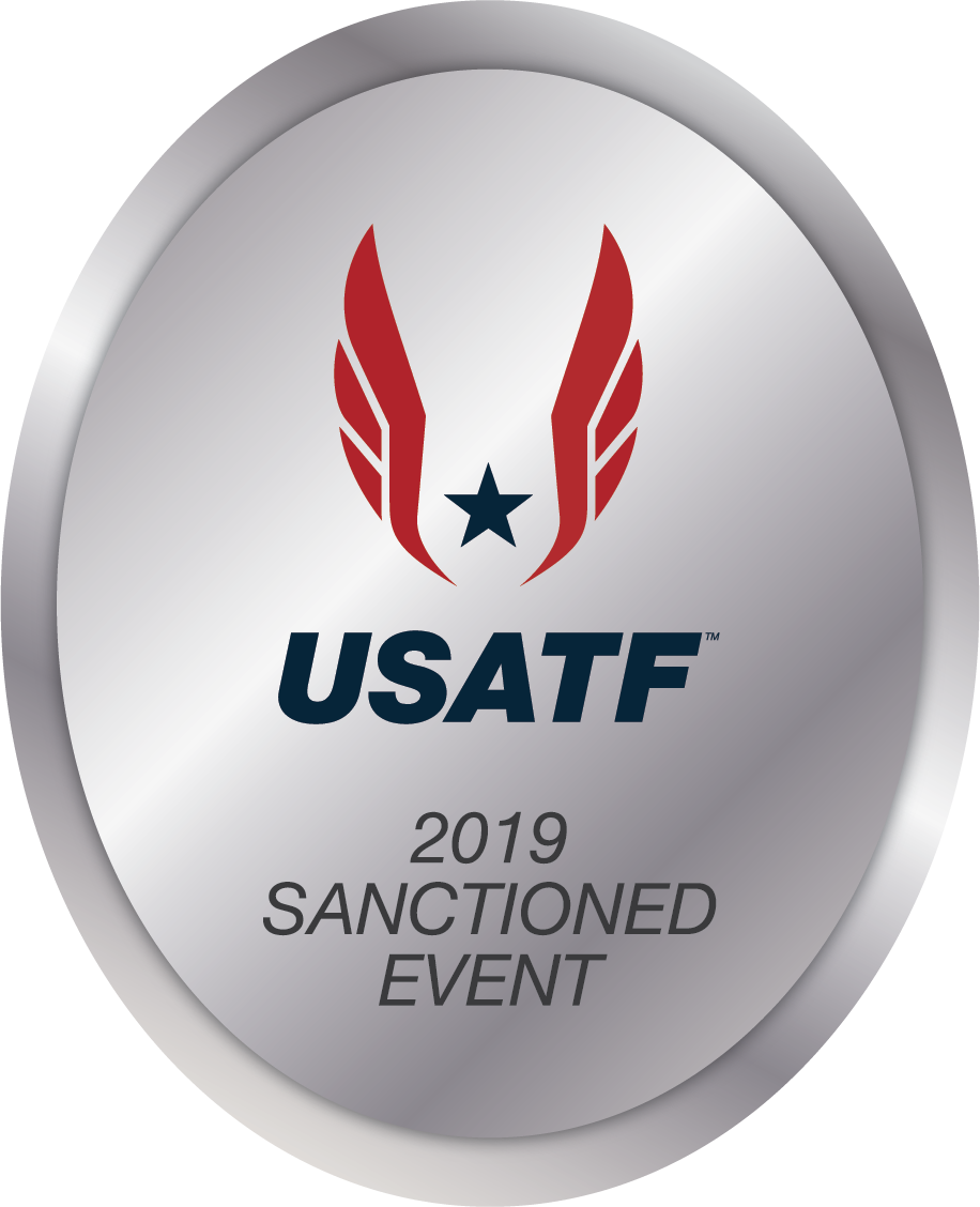 2019 usatf sanctioned event logo